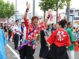 奥州前沢よさこいFesta13その3(奥州前沢よさこいフェスタ2017)