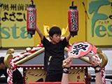 奥州前沢よさこいFesta14その1(奥州前沢よさこいフェスタ2018)
