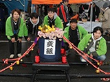 奥州市水沢羽田町火防祭2019その2