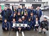 奥州市水沢羽田町火防祭2019その3
