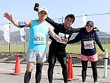 いわて奥州きらめきマラソン2019その2 スタート・ゴール・2km折返し・ステージ編